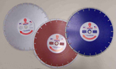 diamond blades cut-off saws